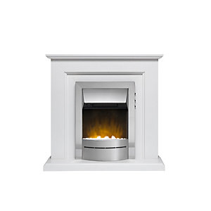 Valor Carlton Ecolite Electric Suite - Stone