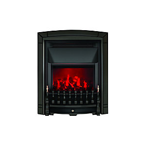 Valor Dream Slimline Dimension Electric Fire - Black