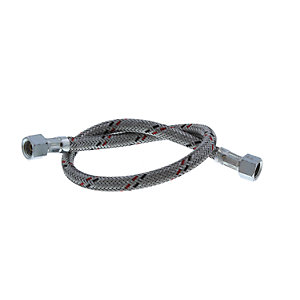 Anglo Nordic 2405001 500mm 1/4F x 1/4F Swivel Oil Line