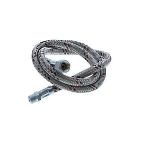 Anglo Nordic 2406004 1000mm 1/4m x 1/4F Swivel Oil Line