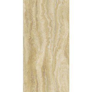 Multipanel Click Floor Planks 605 x 304 x 5 mm Campania Travertine pack of 8