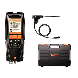 Testo 320 Bluetooth Flue Gas Analyser Standard Kit