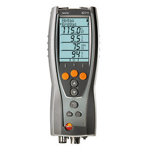 Testo 327-1 Flue Gas Analyser (Standard Kit)