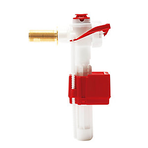 Fluidmaster PRO75B Side Entry Valve 1/2in Brass
