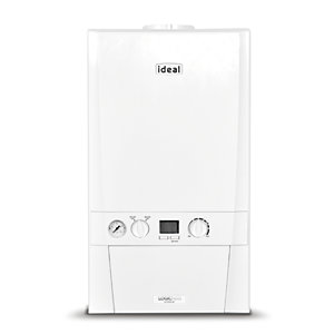 Ideal Logic+ System S24 Wall Mounted Condensing Natural Gas System Boiler