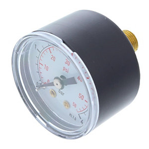 Ideal 170991 Pressure Gauge Kit