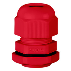 Stag SCG/M20R 20mm Red Dome Top Gland - Pack of 10