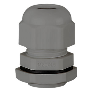 Stag SCG/M20g 20mm Grey Dome Top Gland - Pack of 10