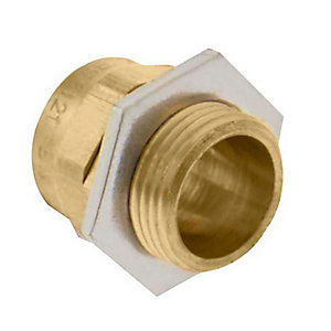 Unicrimp 20mm S Brass Cable Gland Pk