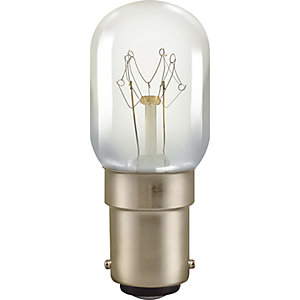 Crompton SBC Fridge Light Bulb - 15W