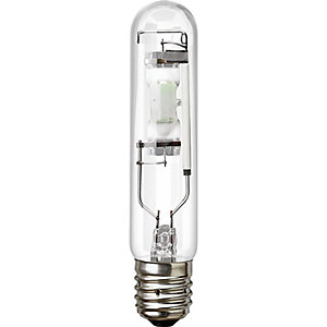 Crompton Tubular Dual Metal Halide Enclosed Light Bulb - 400W 4300K
