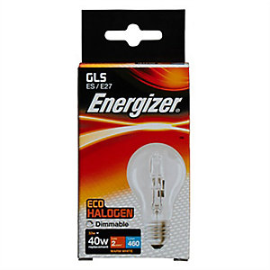 Energizer ES GLS Dimmable Light Bulb - 33W Eco
