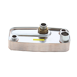 Alpha 1.015958 Heat Exchanger Dhw Plate