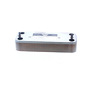 Alpha Secomndary DHW Heat Exchanger 6.5633110