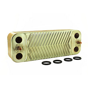 Bude 7101628 Plate Heat Exchanger