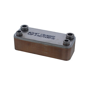Ferroli Heat Exchanger - DHW Plate 39824620