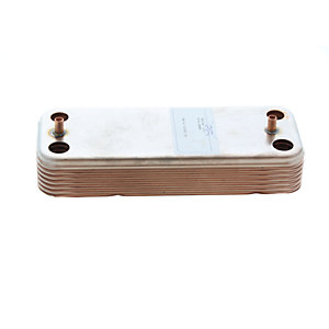 Halstead 450985 12 Plate Heat Exchanger