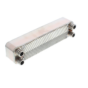 Potterton Powermax P791 22 Plate Heatexchanger 140 P/Fit