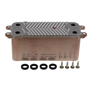 Vaillant 0020025041 Dhw Heat Exchanger