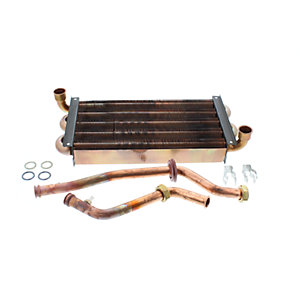 Vaillant 064714 Heat Exchanger Complete