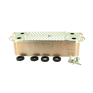 Vaillant 178973 Dhw Heat Exchanger - 20 Plates