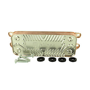 Vaillant Plate Heat Exchanger DHW (13 Plates) 0020020018