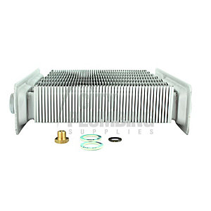 Vokera 10021231 MYNUTE 10E AND 14E HEAT EXCHANGER