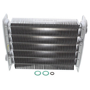 Vokera 10021232 MYNUTE 20E MAIN HEAT EXCHANGER (OLD TYPE)_