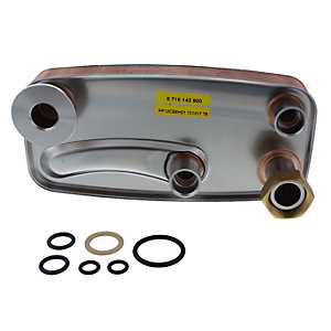 Worcester 87161429000 Plate Heat Exchanger 24CDI 26CDI