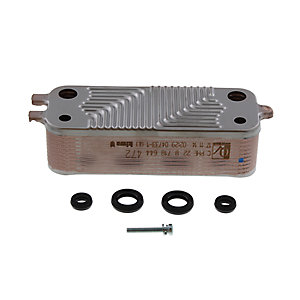 Worcester 87186444720 Heat Exchanger C-PHE22 Pl