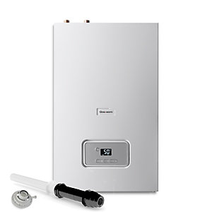 Glow-worm Energy 12R 12kW Heat Only Boiler with Vertical Flue Pack 10015660