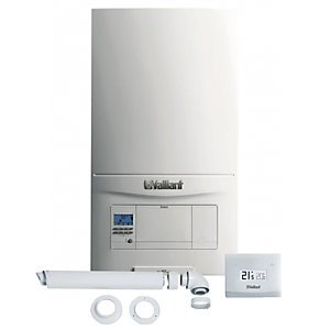 Vaillant EcoFIT Pure 625 System Boiler with Horizontal Flue & VSmart Control