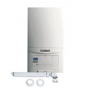 Vaillant ecoFIT pure 400 35kW Heat Only Boiler with Horizontal Flue Pack 10020405