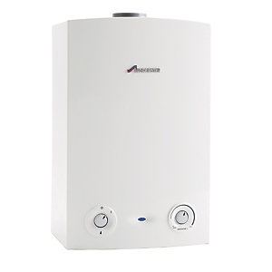 Worcester Bosch Greenstar 15Ri Regular 15kW Natural Gas Boiler + Vertical Flue Pack