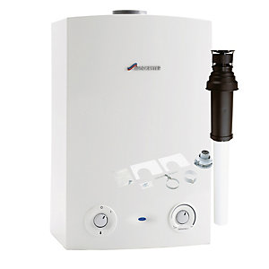 Worcester Greenstar 9Ri 9kW Heat Only Boiler with Vertical Flue Pack 7733600306
