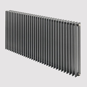Barlo Adagio D35 Horizontal Double Designer Radiator 600x2000mm