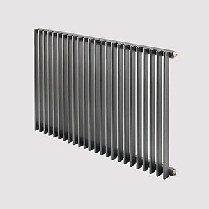 Barlo Adagio S35 Horizontal Single Designer Radiator 600x630mm
