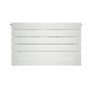Stelrad Concord Plane Designer Radiator Single Convector White 592 X 2400 Mm 148376