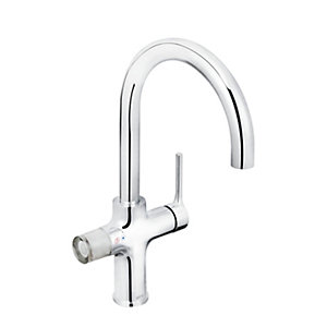 Gallery Rapid 4 in1 Boiling Water Tap Chrome