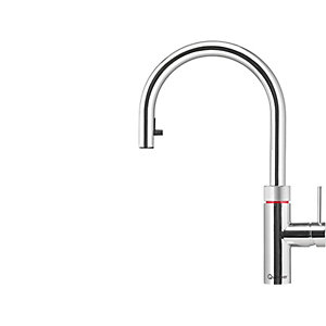 Quooker PRO3 Flex Boiling Water Tap Chrome