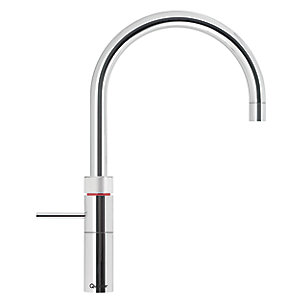Quooker PRO3 Fusion Round Chrome Tap 3FRCHR