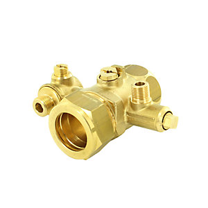 Glowworm 0020026411 Flow Isolation Valve (Flexicom & Ultracom)