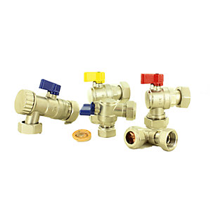 Glowworm 0020061672 Valve Set