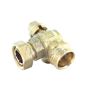 Vokera 1788 Brass Heating Valve