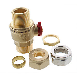 Worcester 87161424100 Isolating Valve 22mm