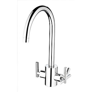 Bristan Artisan Monobloc Pure Sink Mixer with Filter Chrome