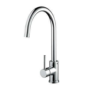 Bristan Pistachio Easyfit Kitchen Sink Mixer Tap 420 mm x 225 mm - Chrome PST EFSNK C