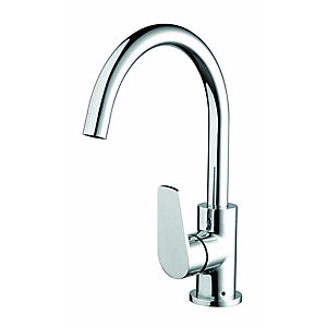 Bristan Raspberry Monobloc Chrome Kitchen Sink Mixer Tap