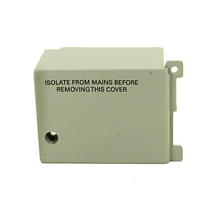 BAXI 230259 COVER CONTROL BOX PF M