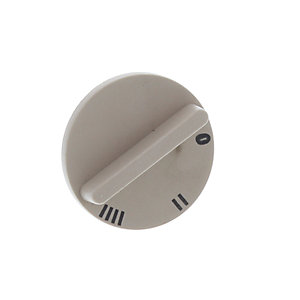 Baxi Combi 105 80 Instant Control Knob With Back Spindle 248092